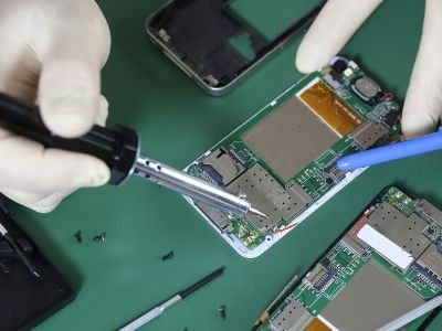 Damaged Hard Drive
